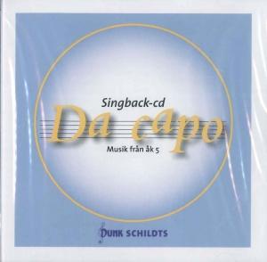 Da capo Singback-cd åk 5