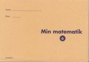 Min matematik 6 separata kuvert (10 ex)