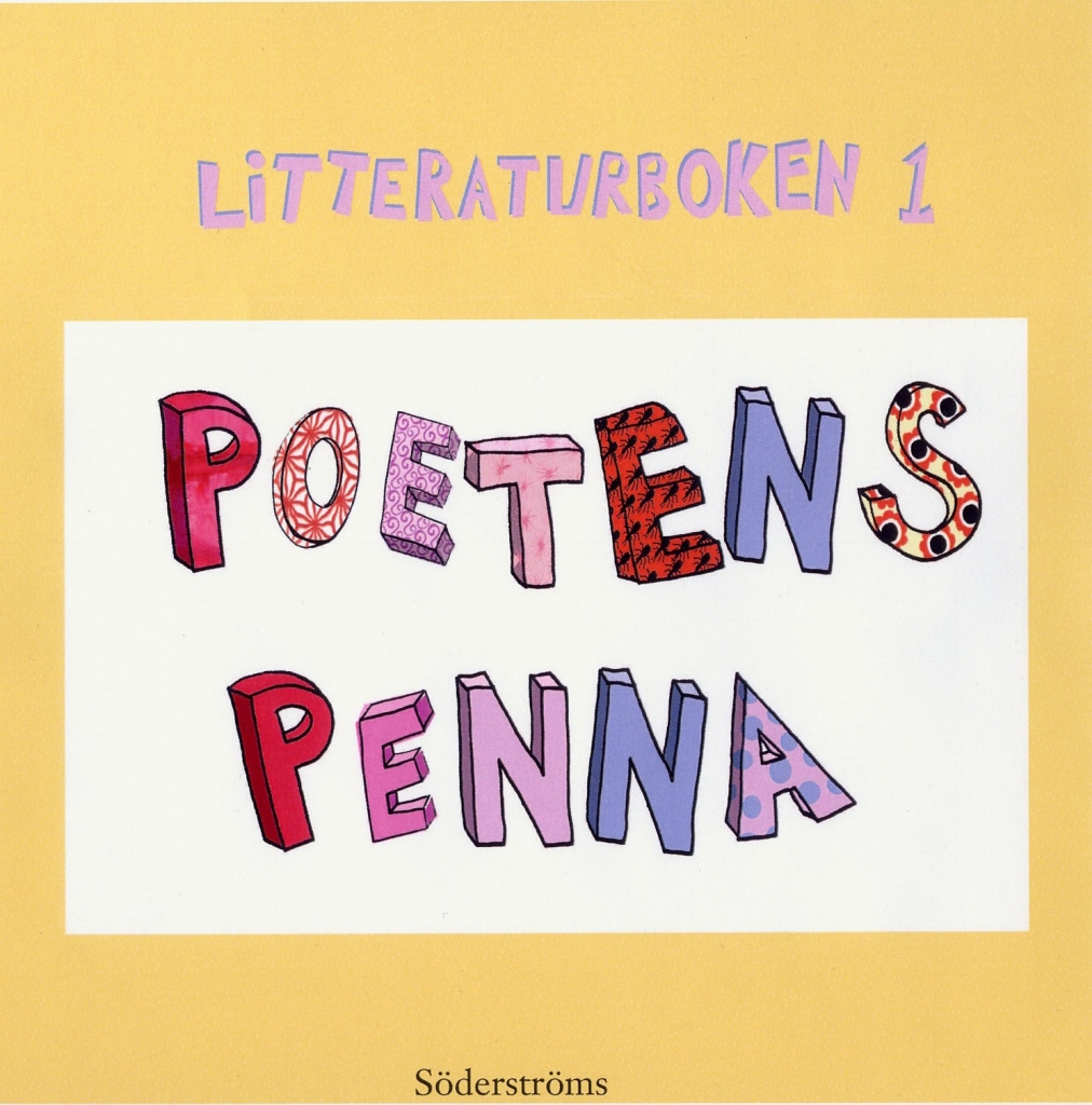 Poetens penna*