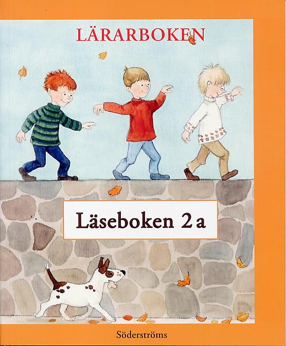 Läseboken 2a Lärarboken