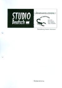 Studio Deutsch Lärarhandledning 1*