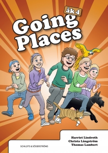 Going Places åk 4 Text- och aktivitetsbok