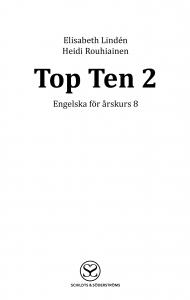 Top Ten 2 cd