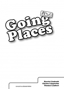 Going Places åk 4 cd