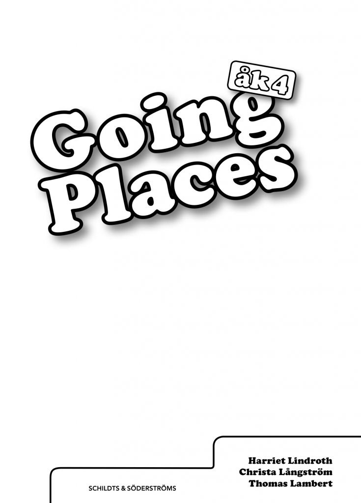 Going Places 4 cd*