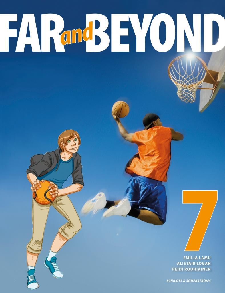Far and Beyond 7 Text- och aktivitetsbok
