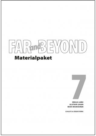 Far and Beyond 7 Materialpaket (pdf)