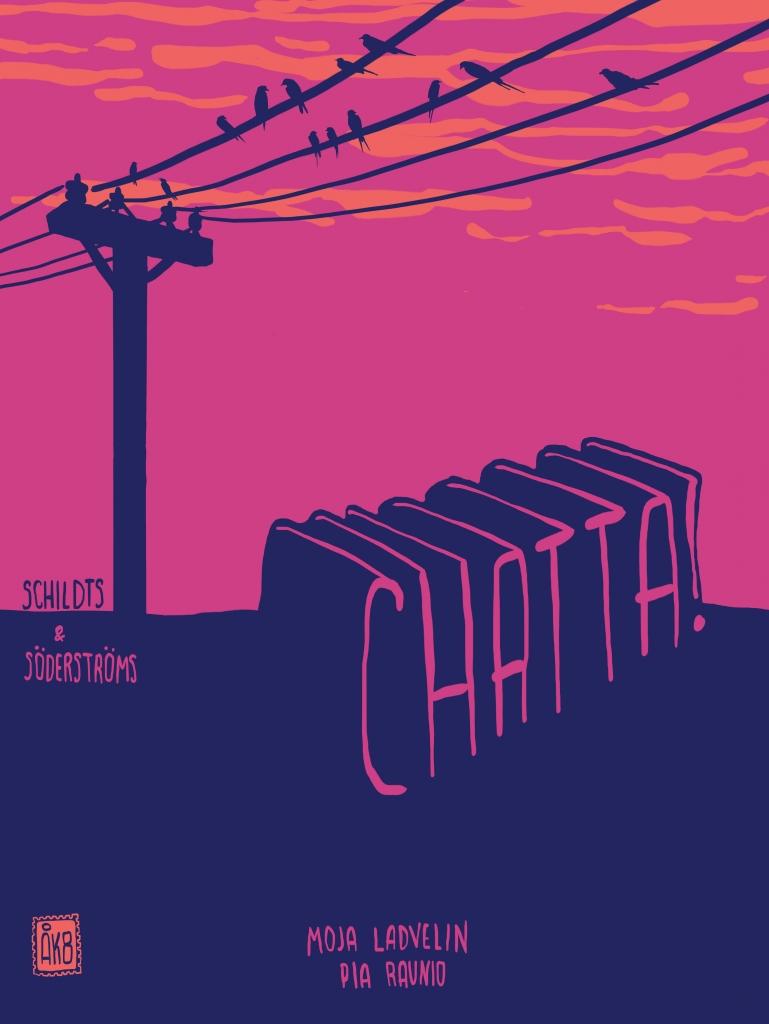 Chatta! åk 8