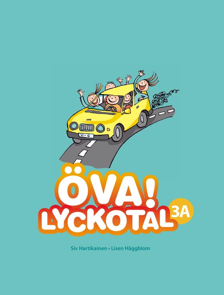 Lyckotal 3A Öva!