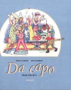 Da capo Elevbok åk 5