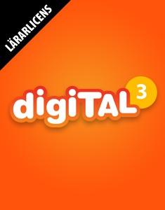 digiTal 3 Lärarlicens