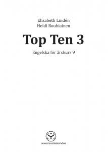 Top Ten 3 cd