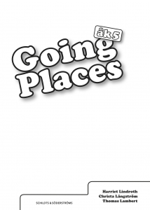 Going Places 5 cd*