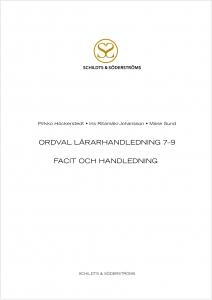 Ordval Lärarhandledning (pdf)
