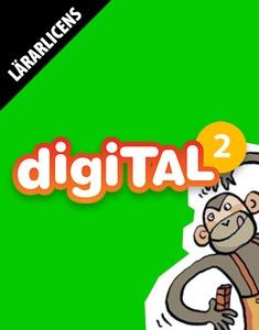digiTal 2 Lärarlicens