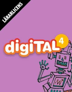 digiTal 4 Lärarlicens