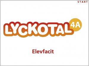 Lyckotal 4A Elevfacit