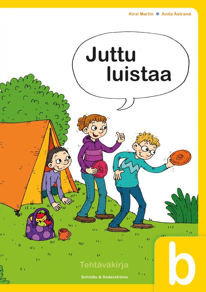 Juttu luistaa b Arbetsbok