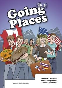 Going Places 6 Text- och aktivitetsbok