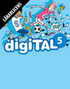digiTal 5 Lärarlicens