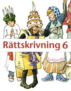 Rättskrivning 6 Facit digi