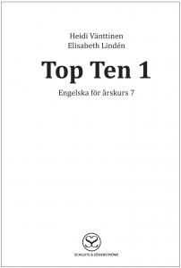 Top Ten 1 cd