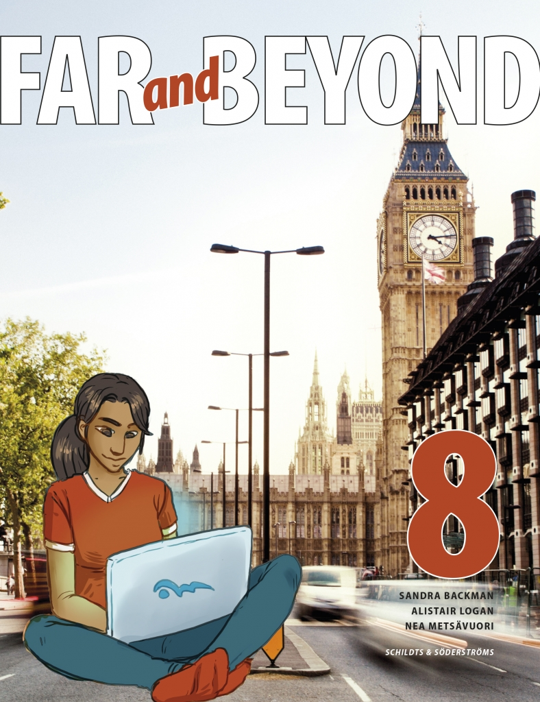 Far and Beyond 8 Text- och aktivitetsbok