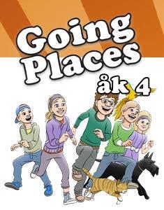 Going Places 4 Digital elevlicens