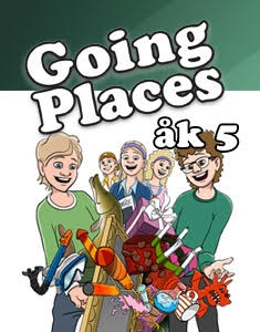 Going Places 5 Digital elevlicens