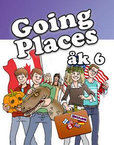 Going Places 6 Digital elevlicens