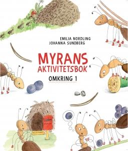 Omkring 1 Myrans aktivitetsbok