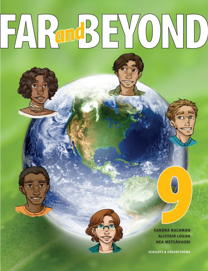 Far and Beyond 9 Text- och aktivitetsbok
