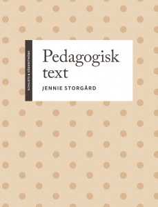Pedagogisk text
