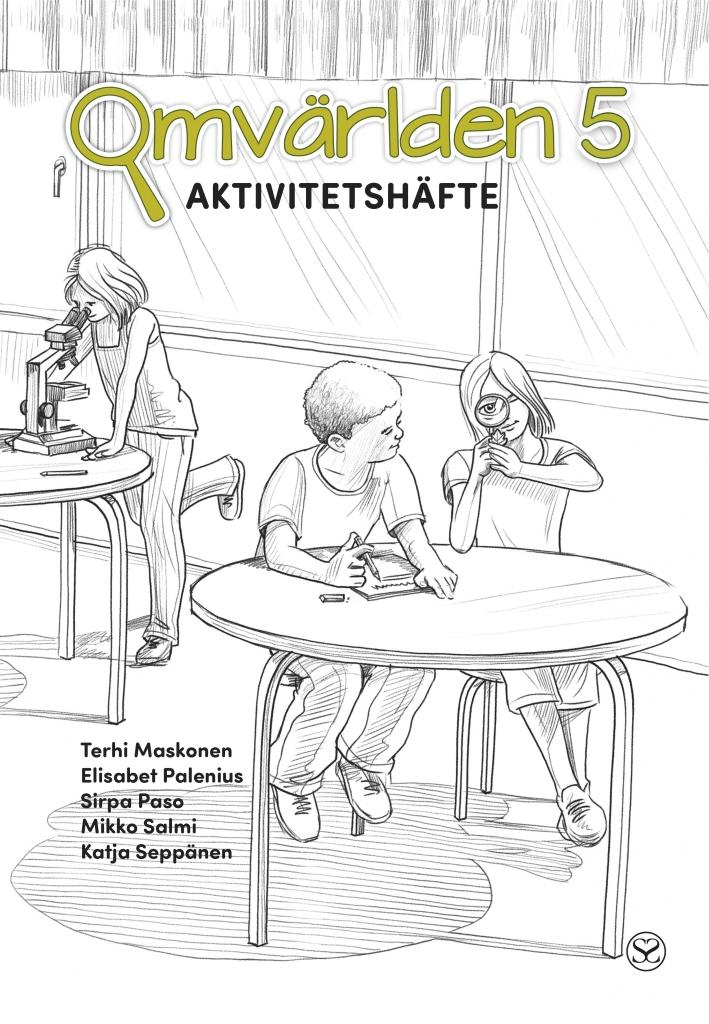 Omvärlden 5 Aktivitetshäfte
