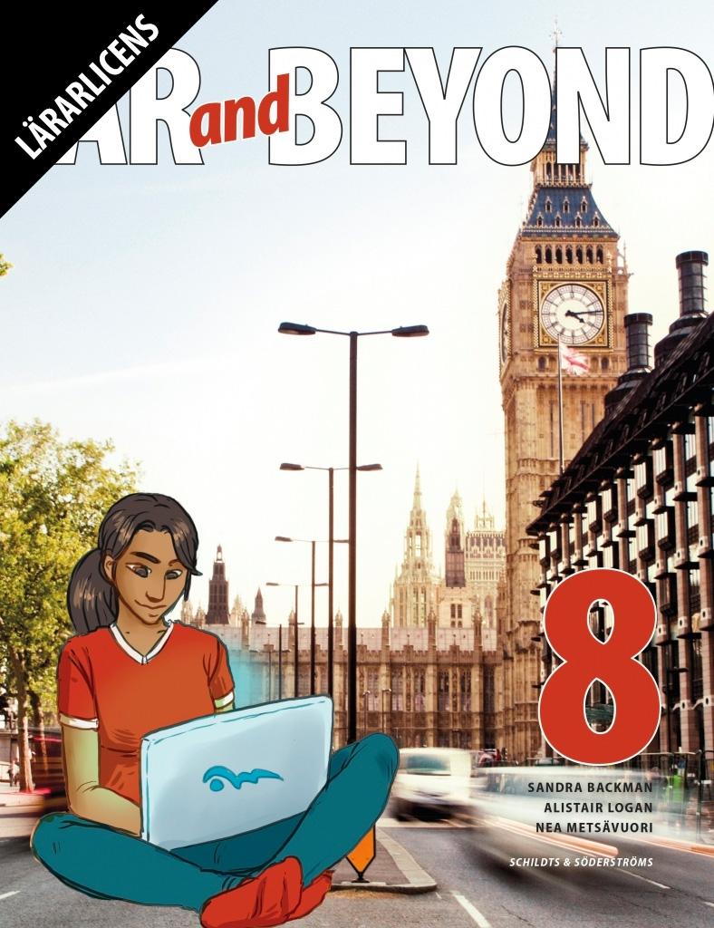 Far and Beyond 8 Digital lärarlicens