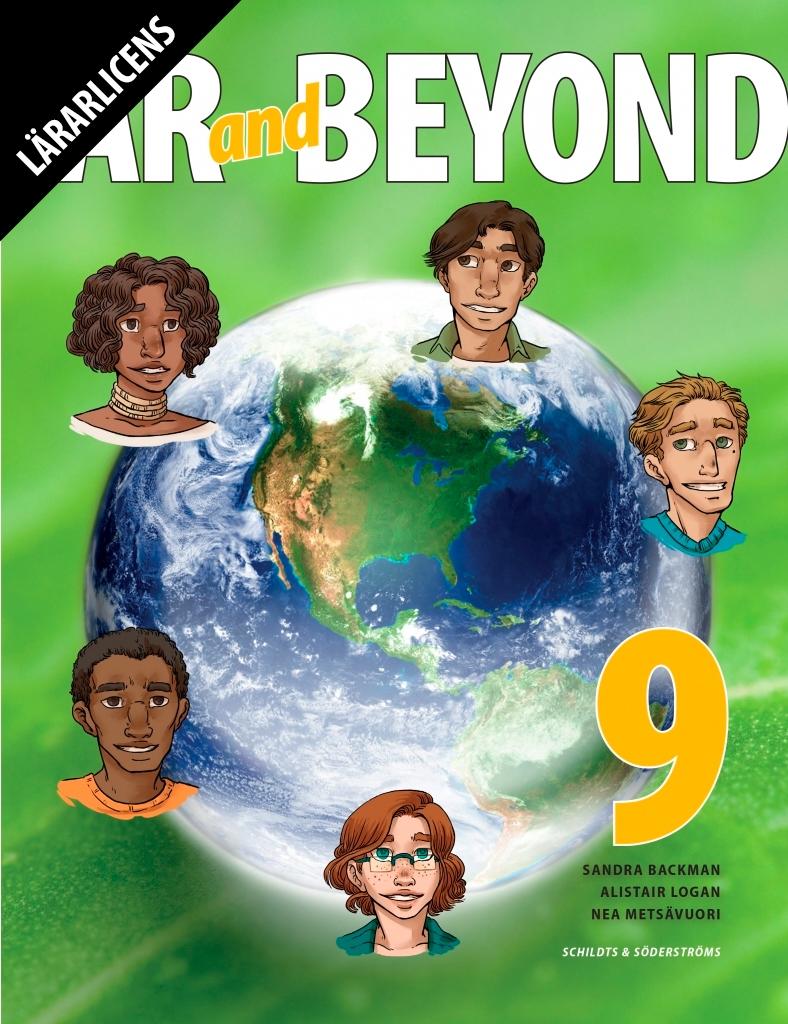 Far and Beyond 9 Digital lärarlicens