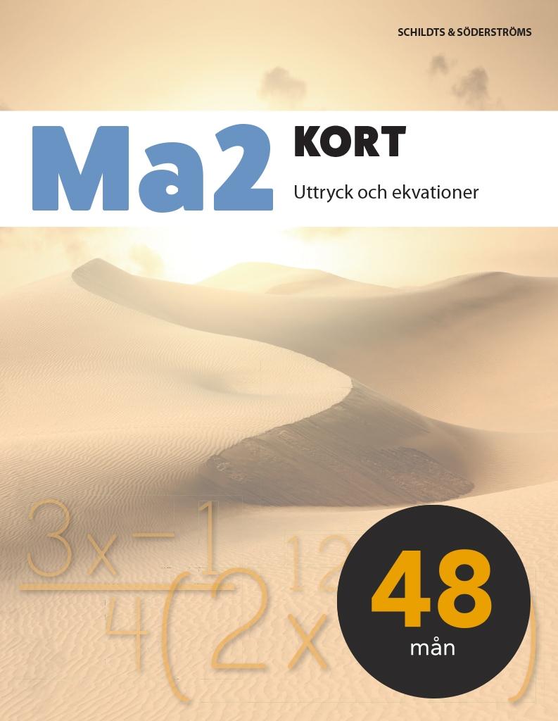 Ma2 Kort Elevlicens, 48 mån