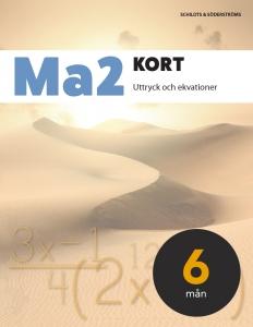 Ma2 Kort Elevlicens, 6 mån