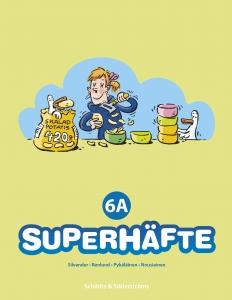 Supertal 6A Superhäfte