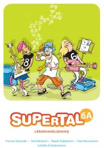 Supertal 6A Lärarhandledning