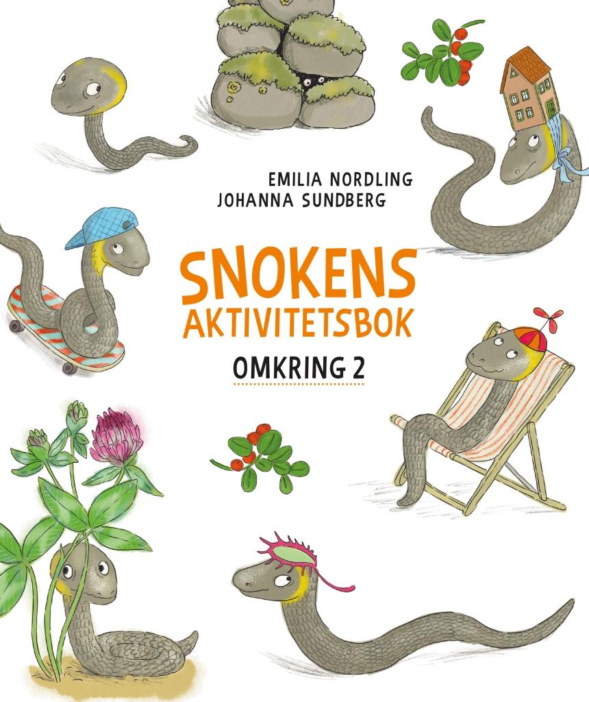 Omkring 2 Snokens aktivitetsbok