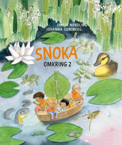 Omkring 2 Snoka Textbok