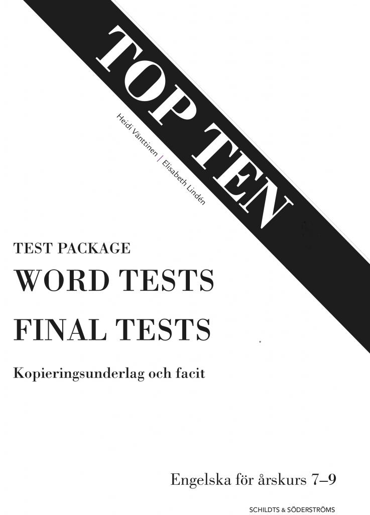 Top Ten 1-3 Provpaket (pdf)