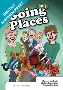 Going Places 5 Digitalt materialpaket