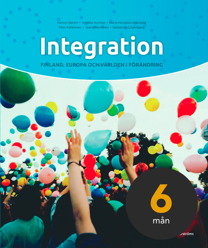 Integration Elevlicens, 6 mån