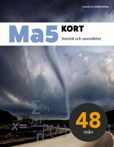 Ma5 Kort Elevlicens, 48 mån
