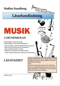 Musik i grundskolan, lågstadiet Digitalt materialpaket