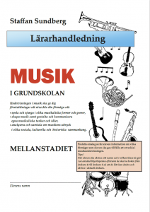 Musik i grundskolan, mellanstadiet Digitalt materialpaket