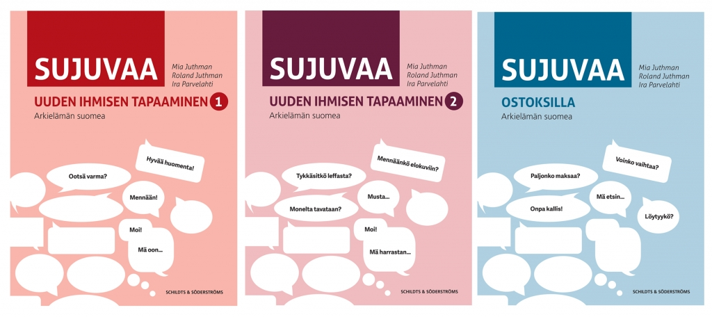 Praktisk finska med nya Sujuvaa