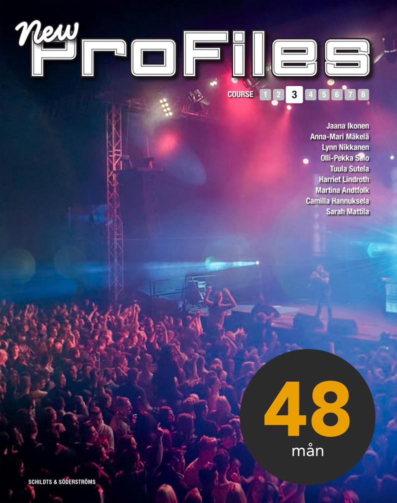 New ProFiles 3 Elevlicens, 48 mån